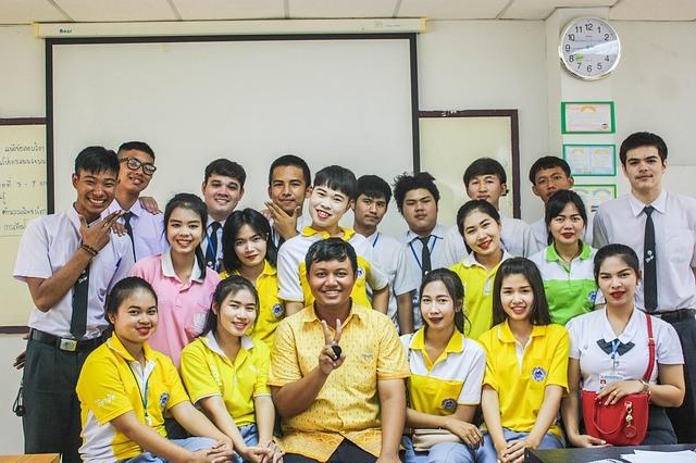 La importancia de una buena relación entre el profesor y estudiante